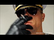Picture CAPTAIN OFFICER SMOKE AND SPITS ON YOU - 104
