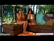 Picture Busty Rachel Starr and Lisa Ann fuck in thre...