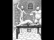 Picture Dungeon terrors brutal extreme bondage bdsm...