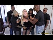 Picture Cherie DeVille gets gangbanged by big black...