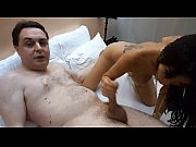 Picture Ladyboy Miu gives a blowjob to Andrea Dipre