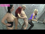 Picture Handjob School: Ballbusting and Cum on Tight...