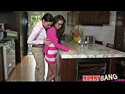 Picture April Oneil and Vanilla Deville threeway wit...