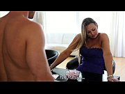Picture HD PureMature - Hot busty MILF Abbey Brooks...