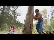 Picture Gorgeous Young Girl 18+ Nikki Rhodes outdoor...