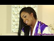 Picture Ebony masseuses juggs cum