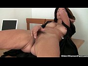 Picture Mature milfs Emanuelle and Betty get their j...