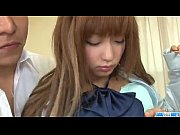 Picture Sana Anzyu goes wild on cock during class ho...