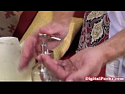 Picture Bigtitted milf pounded by her masseur