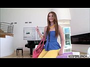 Picture Hot Young Girl 18+ Ava Sparxxx gets a fat co...
