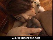 Picture Oriental Young Girl 18+ rims and blows a luc...