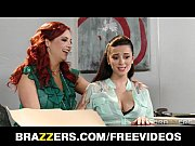 Picture Dominant redhead lesbian convinces her co-wo...