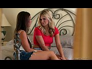 Picture Scarlet Red and Abigail Mac at Sextape Lesbi...