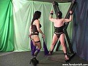 Picture Double flogging a slave