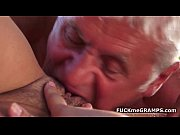 Picture Tamia fucks two real old guys