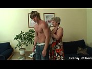 Picture 60 years old granny swallows big dick