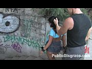 Picture Hot Black Yasmin publicly humiliated and fuc...