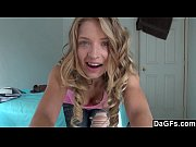 Picture Home alone, Hot Young Girl 18+ gets orgams o...