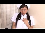 Picture Asian Naughty Sexy Nurse Masturbates in Unif...