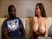 Picture Busty MILF Enjoys Hunk Black Dude's Big...