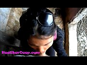 Picture Heather Deep explores trail in jungle and ge...