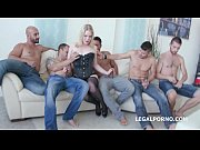 Picture PAWG 5on1 Adry Berty welcome to PORN with DP...