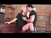 Picture HumiliatedMilfs - Blonde milf loves to get h...