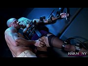 Picture HARMONY VISION Playing Fetish Magic on BBW