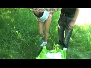Picture Woman fucked in the bushes at the mall