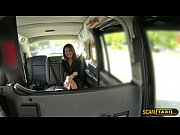 Picture Blondan chick have sex inside the cab for a...