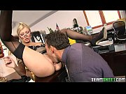 Picture Teamskeet Sexy blonde Donna Bell office deep...