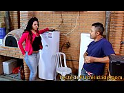 Picture Morena cavala seduzindo tecnico de tv casado
