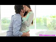 Picture Gorgeous young couple steaming session