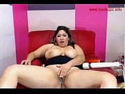 Picture Chubby latina makes herself cum