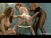 Picture Fisting, stretching, double teamed and enema