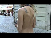 Picture Crazy blonde chick susanne naked on public s...