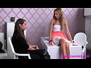 Picture FemaleAgent First lesbian experience for shy...