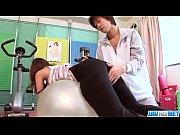 Massagem japonesa depois uma fodida