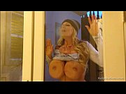 Picture Kelly Madison Brings Her Big Tits In From Th...