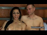 Picture Tranny and guy fucking each other in bed