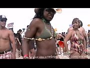 Picture Beach party in texas with girls flashing boo...