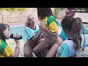 Picture Naughty Young Girl 18+ bffs fucked by soccer...
