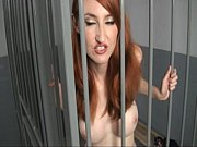 Picture Kendra James - Jerking off in the jail