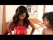 Picture Misty Stone and Ivy Sherwood- Lesbian Beauti...