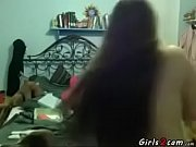 Picture BBW Young Girl 18+ masturbates and takes a s...