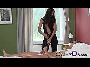 Picture StrapOn Super hot dominant babe pegging fell...