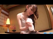 Picture Mai Shirosaki amazes with her lips over a bi...