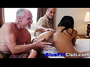Picture Latina Young Girl 18+ Slut Fucks Three Old D...