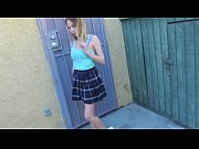 Picture YOung White Young Girl 18+ Wanders In The Ho...