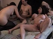 Picture Mexican swingers all out sex in hotel room /...